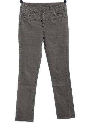 Zero Skinny Jeans hellgrau Casual-Look