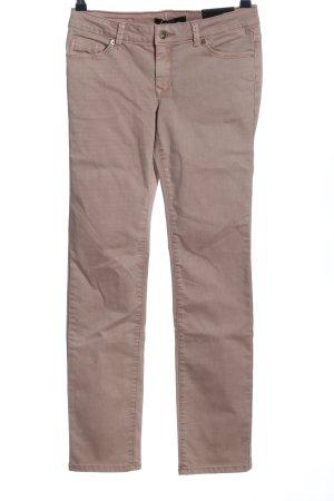 Zero Skinny Jeans braun Casual-Look