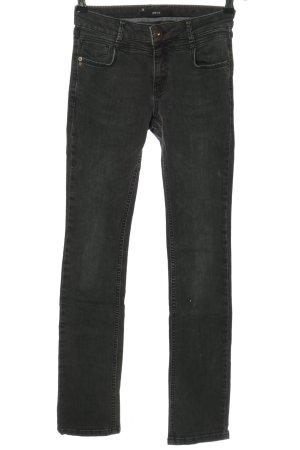 Zero Slim jeans zwart casual uitstraling