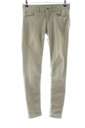 Zero Slim Jeans wollweiß Casual-Look