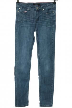 Zero Slim jeans blauw casual uitstraling