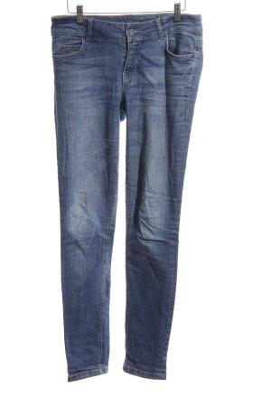 Zero Slim Jeans blau schlichter Stil