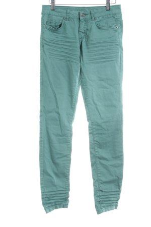 Zero Slim Jeans kadettblau extravaganter Stil