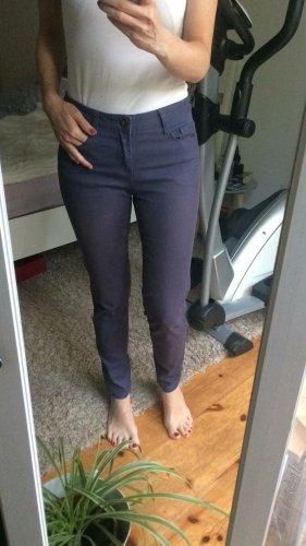 Zero Drainpipe Trousers slate-gray