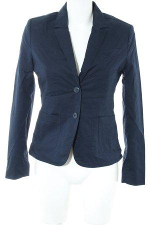 Zero Smoking-Blazer blau Business-Look