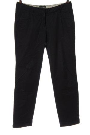 Zero Jersey Pants black business style