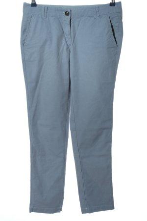 Zero Stoffhose blau Casual-Look