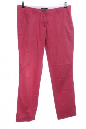 Zero Stoffhose pink Casual-Look
