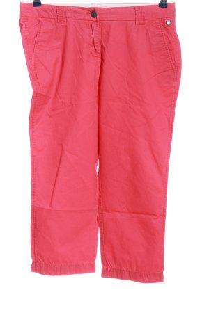 Zero Pantalon en jersey rose style décontracté
