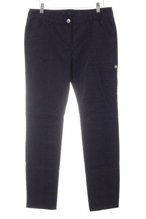 Zero Straight-Leg Jeans dunkelblau Casual-Look