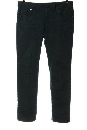 Zero Jeansy z prostymi nogawkami zielony W stylu casual
