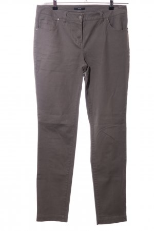 Zero Stretch Trousers light brown-grey brown