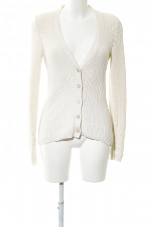 Zero Strick Cardigan nude Business-Look