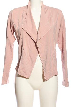 Zero Strickblazer pink Casual-Look