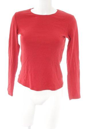 Zero Sweatshirt rot Casual-Look