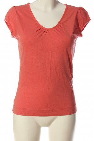 Zero T-Shirt rot Casual-Look