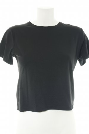 Zero T-Shirt schwarz Casual-Look