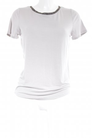 Zero T-Shirt hellgrau-anthrazit Casual-Look