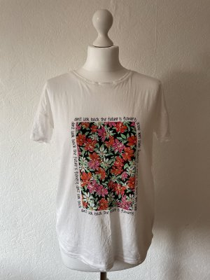 Zero T-shirt multicolore