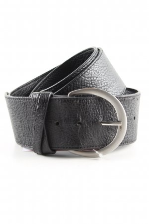 Zero Waist Belt black business style
