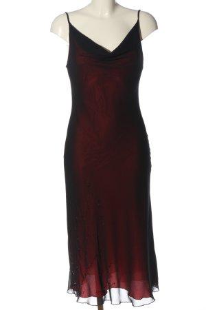 Zero Trägerkleid rot Elegant