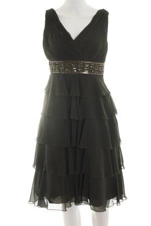 Zero Trägerkleid schwarz Elegant