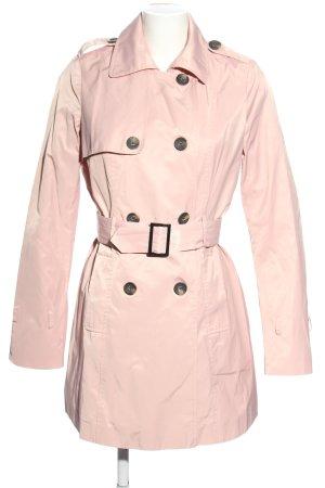 Zero Trenchcoat pink Business-Look