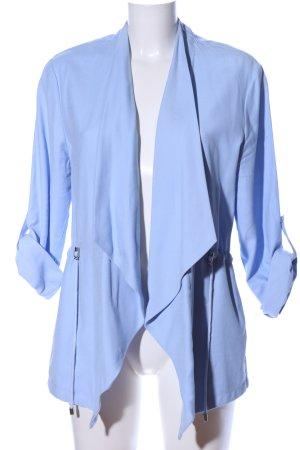 Zero Übergangsjacke blau Casual-Look