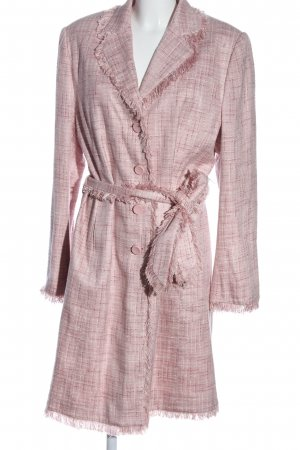 Zero Übergangsmantel pink Elegant