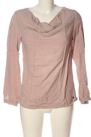 Zero Waterval shirt roze casual uitstraling