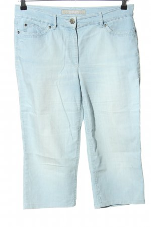Zerres 3/4 Length Jeans blue casual look