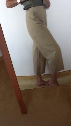 Zerres Hoge taille broek zandig bruin Katoen