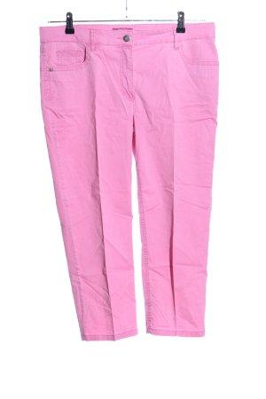 Zerres 7/8-Hose pink Casual-Look