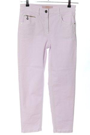 Zerres 7/8 Jeans weiß Casual-Look