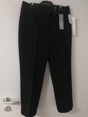 ZERRES Design Damen Anzugshose, schwarz, Gr. 38