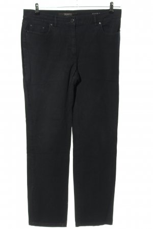 Zerres Five-Pocket-Hose schwarz Casual-Look