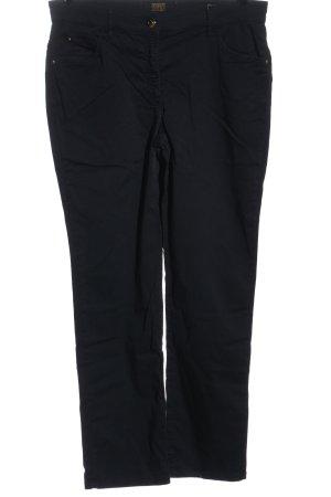 Zerres Five-Pocket Trousers black casual look