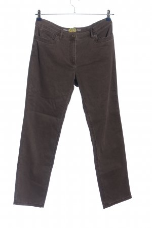 Zerres Five-Pocket-Hose hellgrau Casual-Look