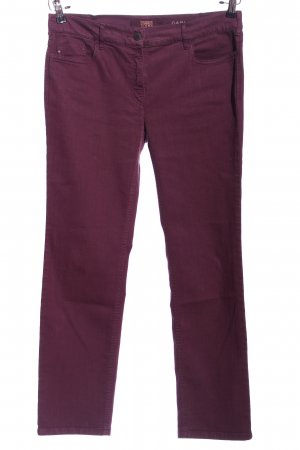 Zerres Five-Pocket-Hose pink Casual-Look
