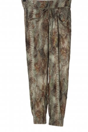 Zerres Harem Pants allover print casual look