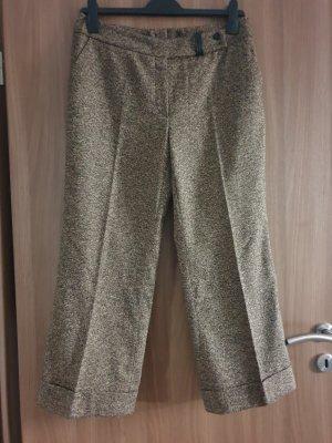 Zerres Wollen broek bruin