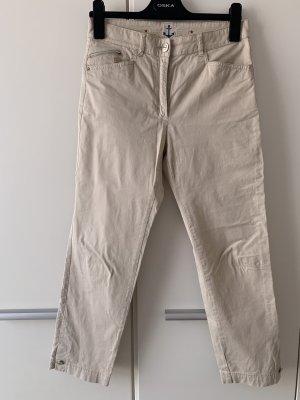 Zerres Pantalone chino crema-beige chiaro