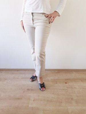 Zerres Skinny Jeans cream-oatmeal