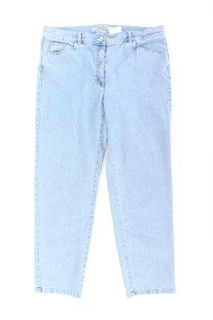 Zerres Regular Jeans blau Größe Kurzgröße 23