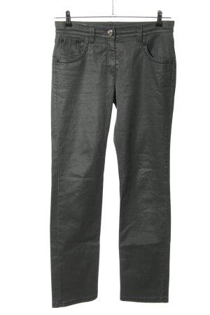Zerres Jeans cigarette gris clair style décontracté