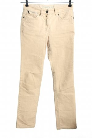 Zerres Straight-Leg Jeans nude Casual-Look