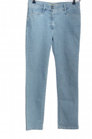 Zerres Straight-Leg Jeans blau Casual-Look