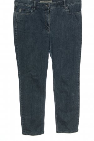 Zerres Straight-Leg Jeans blau Casual-Look