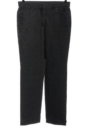 Zerres Jeansy z prostymi nogawkami jasnoszary W stylu casual