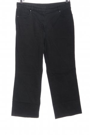 Zerres Stretch Jeans black casual look